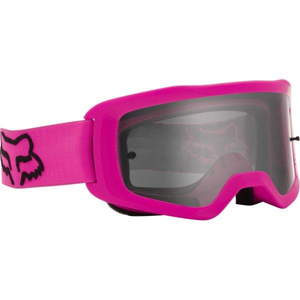 Fox Main Stray Goggles Pink Pink