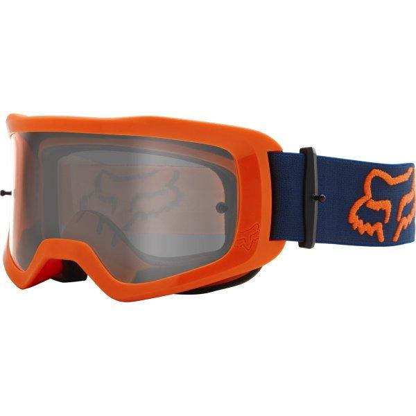 Main Stray Goggles Flo Orange Motocross Goggles