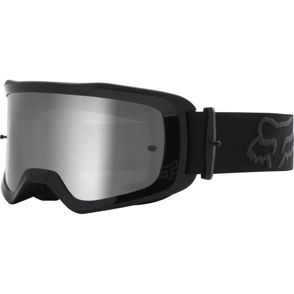 Fox Main Stray Spark Goggles Black Black