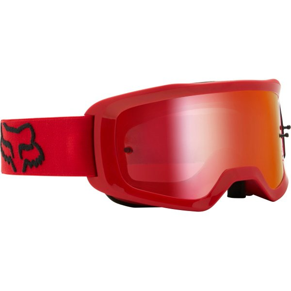 Fox Main Stray Spark Goggles Flame Red Flame Red