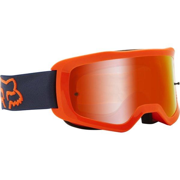 Fox Main Stray Spark Goggles Flo Orange Flo Orange