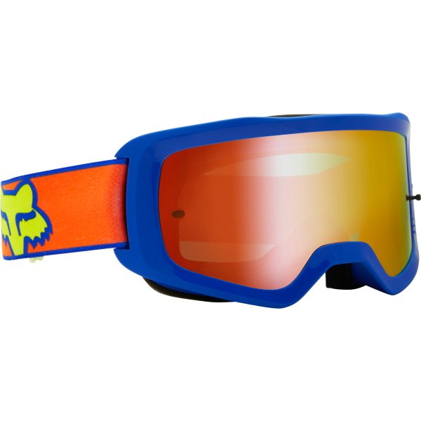 Fox Main Oktiv Goggles Spark Blue Blue