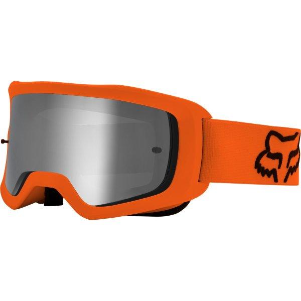 Fox Main X Stray Goggles Flo Orange Flo Orange