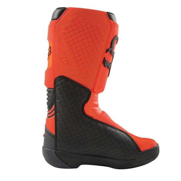 Fox Comp Boots Flo Orange Size: UK 9