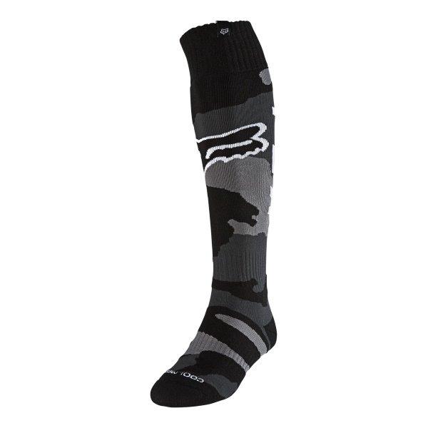 Fox Coolmax Thin Sock Speyer Black Size: M