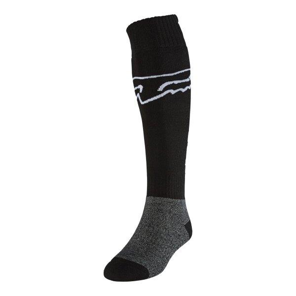 Fox Fri Thin Sock Revn Black Size: S