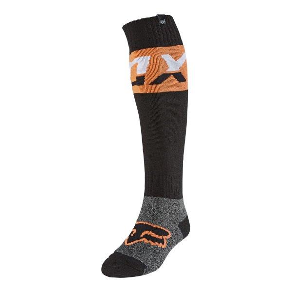 Fox Fri Thick Sock Afterburn Black Size: S