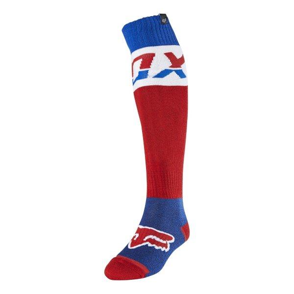 Fox Fri Thick Sock Afterburn Blue Size: S