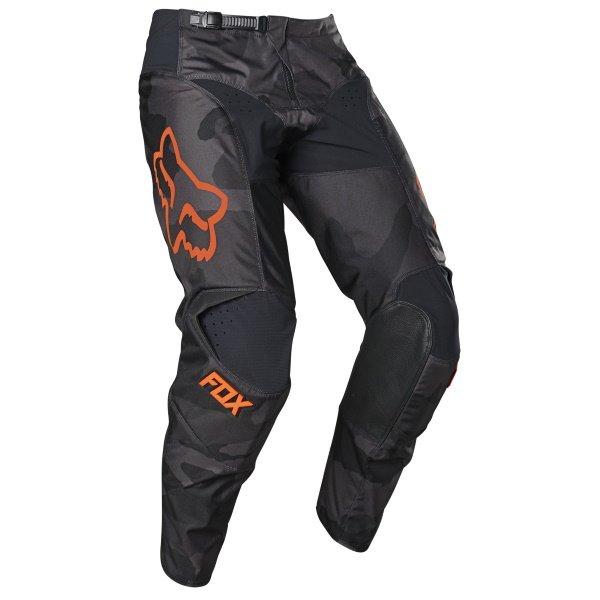 Fox Youth 180 Trev Pants Black Camo Size: Kids - 24