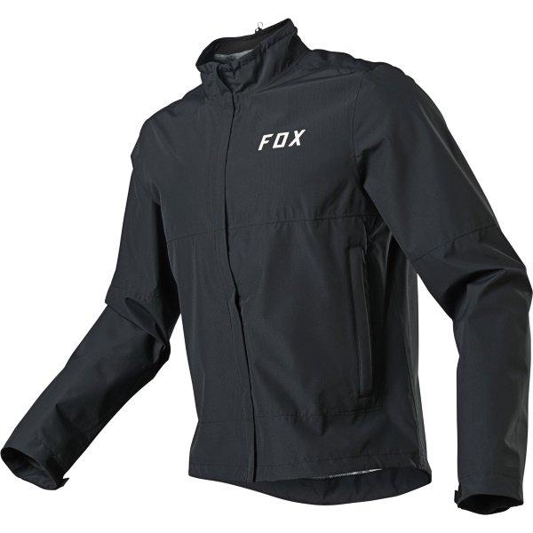 Fox Legion Packable Jacket Black Size: Mens UK - S