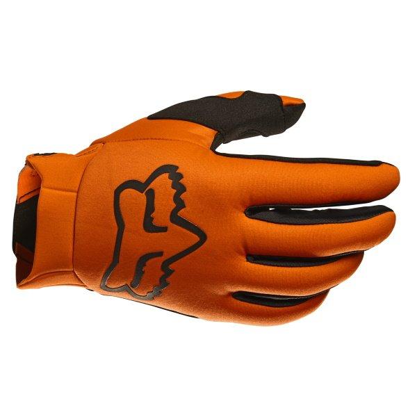 Fox Legion Thermo Gloves Orange Size: Mens - S