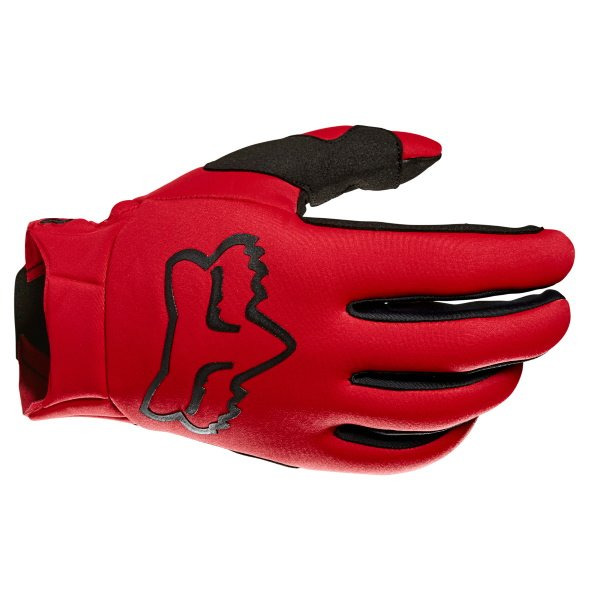 Legion Thermo Gloves Flame Red Motocross Gloves