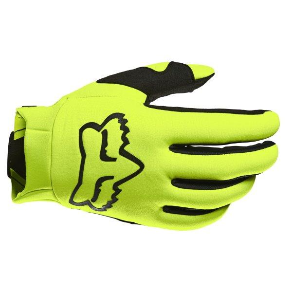 Legion Thermo Gloves Flo Yellow Fox Gloves