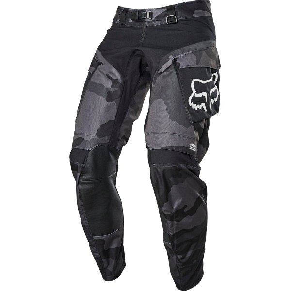 Fox Legion Pants Black Camo Size: Mens UK - 32