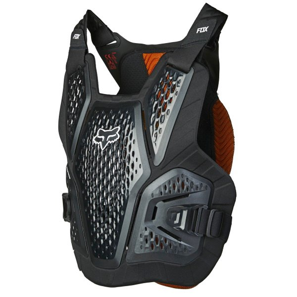 Fox Raceframe Impact SB CE D30 Black Size: S-M