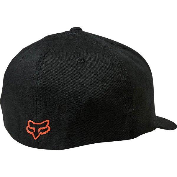 Fox BNKZ Flexfit Hat Black Size: S-M