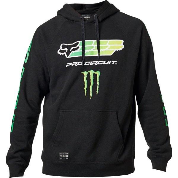 Fox Monster Pro Circuit Fleece Black Size: S
