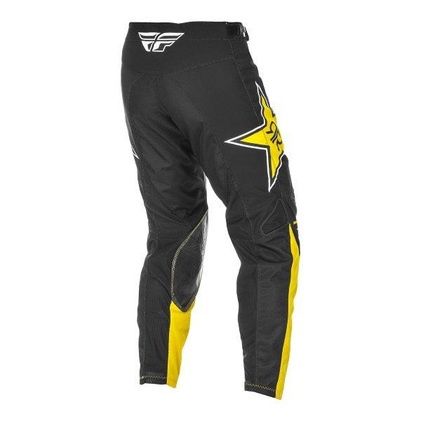 Fly Kinetic Rockstar Pants Yellow Black Size: Mens UK - 30