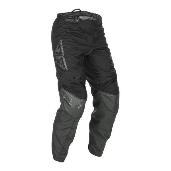 F-16 Pants Black Grey Fly