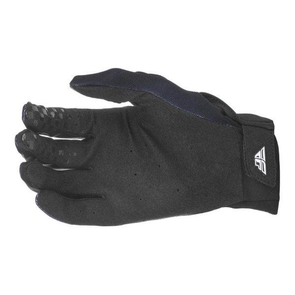 Fly Pro Lite Gloves Black White Size: Mens - S