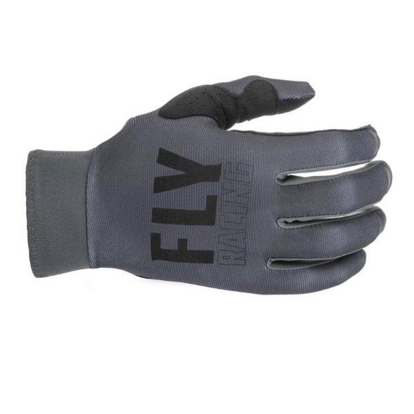 Pro Lite Gloves Grey Black Fly