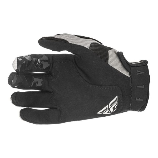 Fly Kinetic K221 Gloves Black Grey Size: Mens - XS
