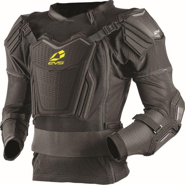 EVS Comp Suit Black Size: S