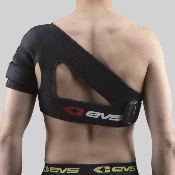 EVS SB02 Shoulder Support Black Size: M