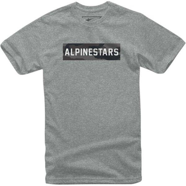 Alpinestars Blast Tee Grey Heather Size: M