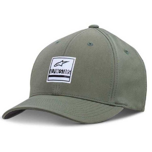Alpinestars Stated Cap Military Green Size: S-M