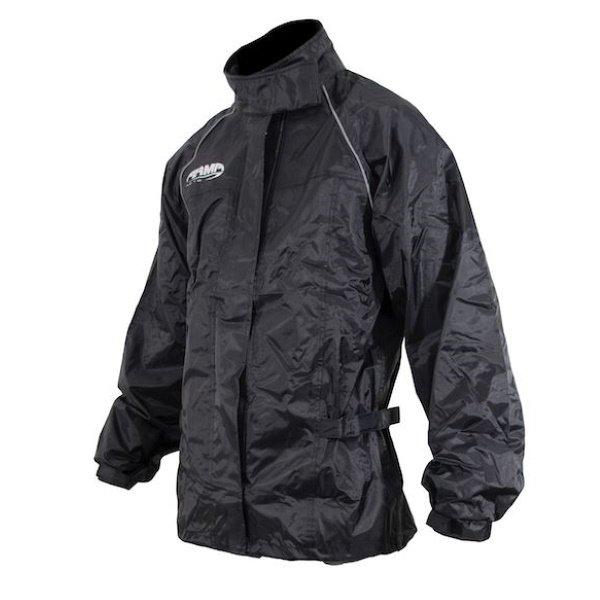 ARMR RainWear Over Jacket Black Size: Mens UK - L