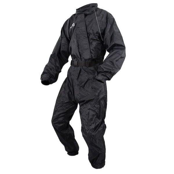 ARMR RainWear Over Suit Black Size: Mens UK - S