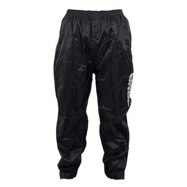 ARMR RainWear Over Trousers Black Size: Mens UK - S
