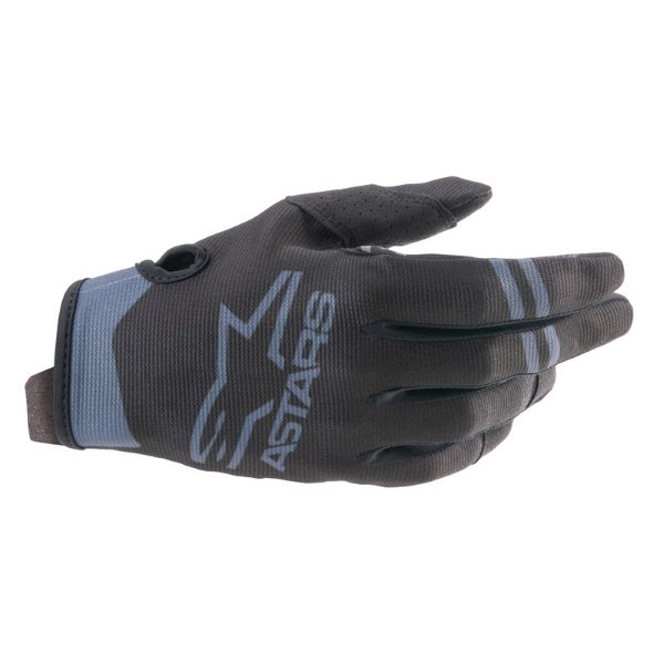 Alpinestars Radar Gloves Black Anthracite Size: Mens - M