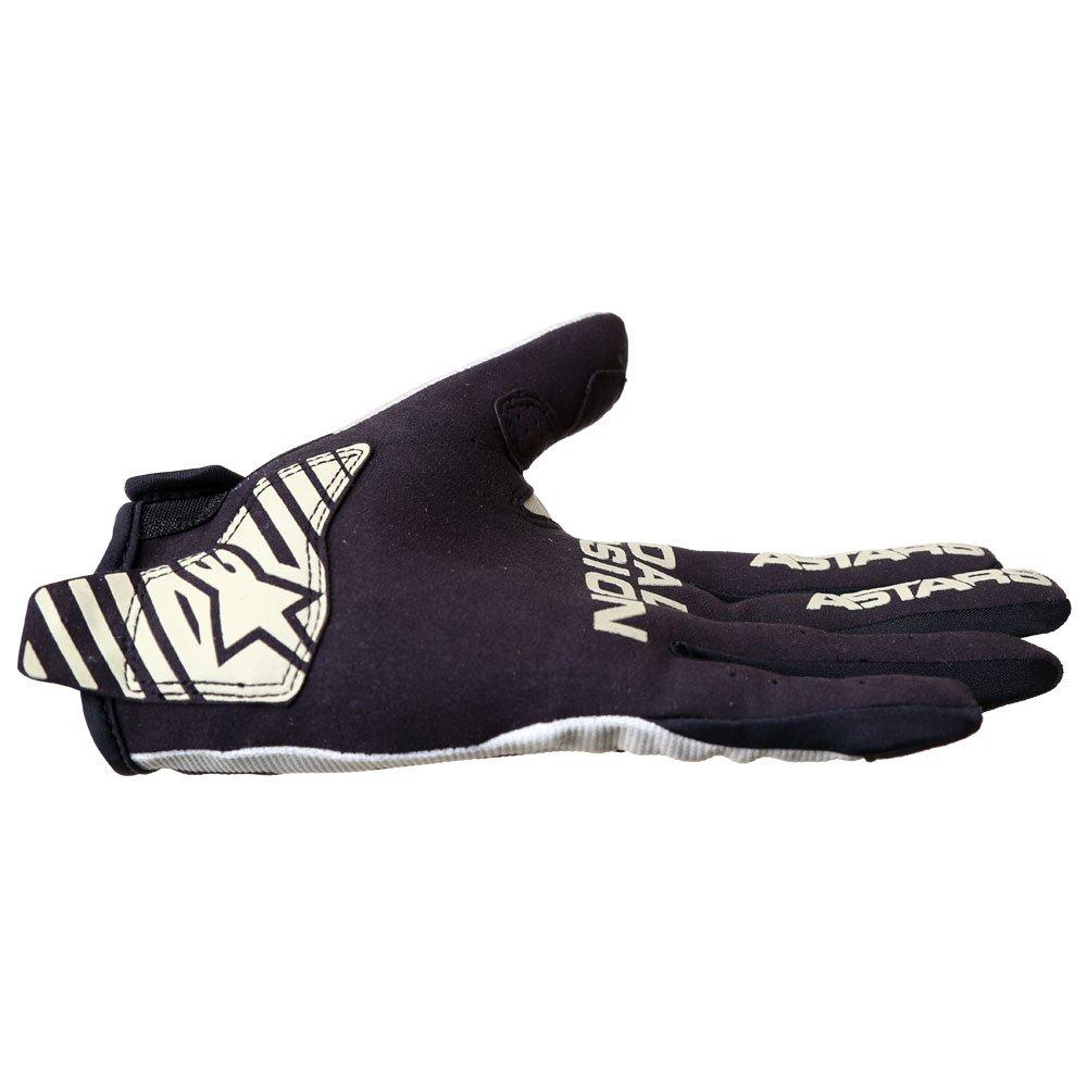 Alpinestars Radar Gloves Sand Black Size: Mens - M