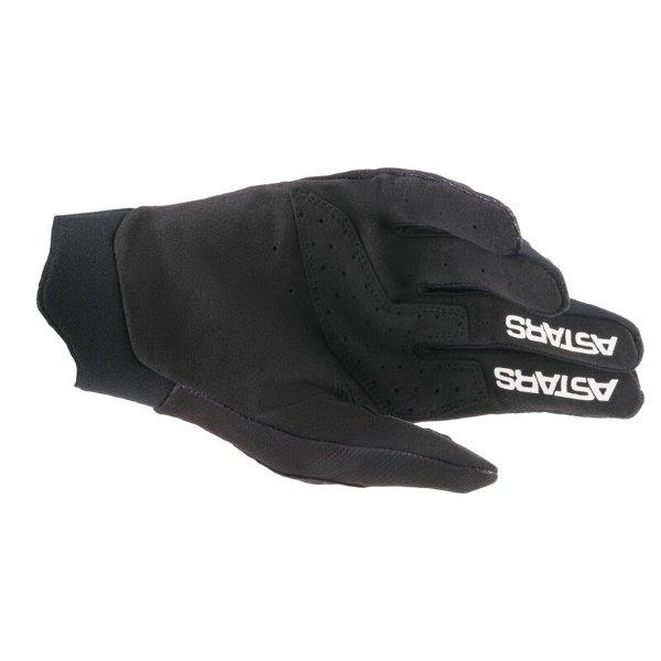 Alpinestars Dune Gloves Black White Size: Mens - M