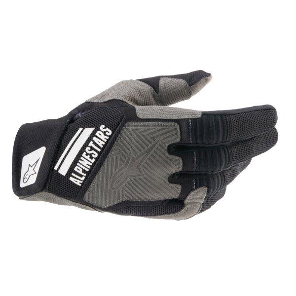 Venture R V2 Gloves Black White