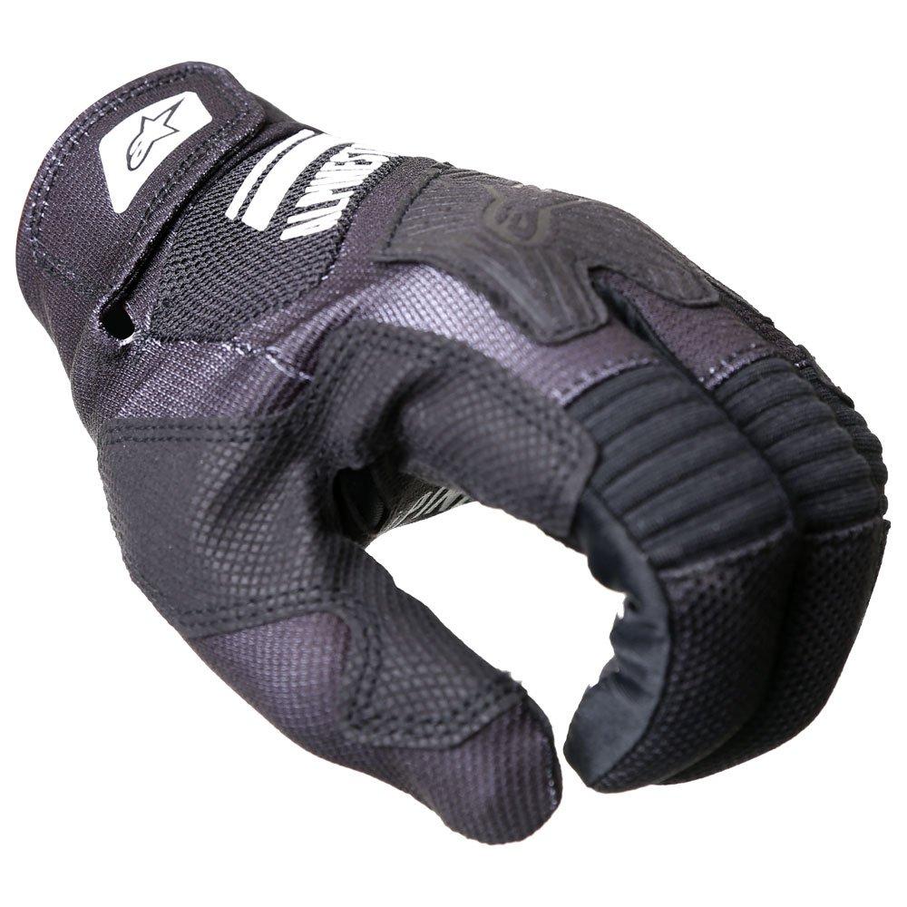 Alpinestars Venture R V2 Gloves Black White Size: Mens - M