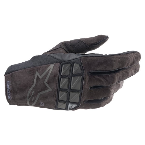 Alpinestars Racefend Gloves Black Size: Mens - M