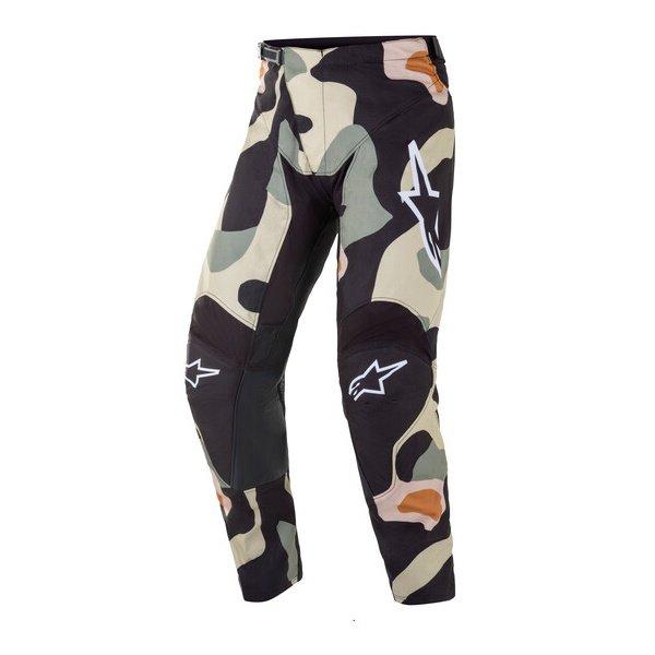Alpinestars Racer Tactical Pants Desert Camo White Size: Mens UK - 32