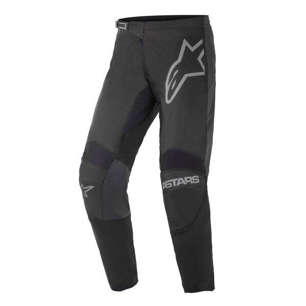 Fluid Graphite Pants Black Dark Grey