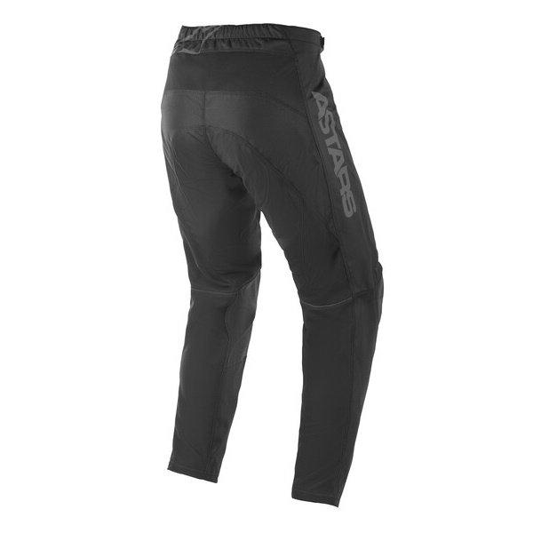 Alpinestars Fluid Graphite Pants Black Dark Grey Size: Mens UK - 30
