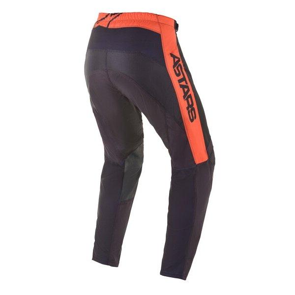 Alpinestars Fluid Tripple Pants Black Orange Size: Mens UK - 32