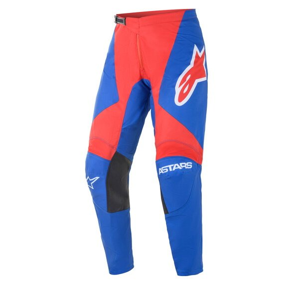 Fluid Speed Pants Blue Bright Red