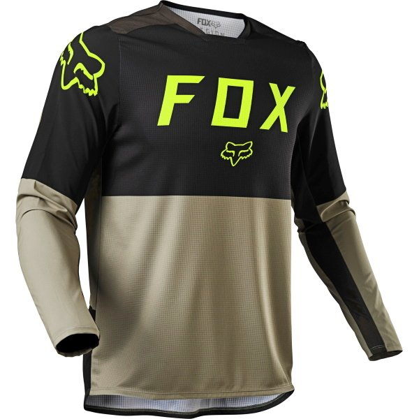 Fox Legion LT Jersey Sand Size: Mens UK - M