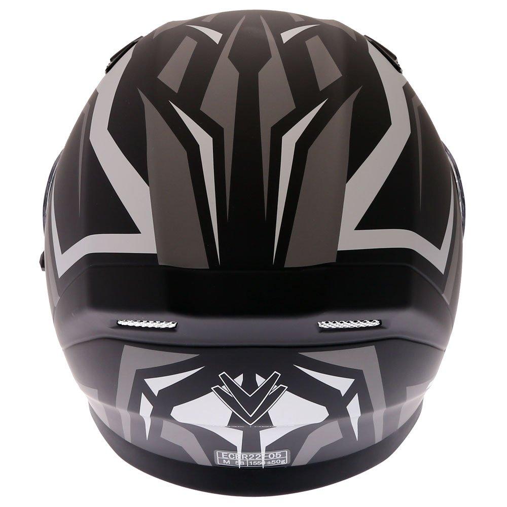 Frank Thomas FT39SV Nautilus Helmet Matt Grey Size: XS