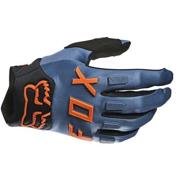 Fox Legion Gloves Blue Stl Size: Mens - M