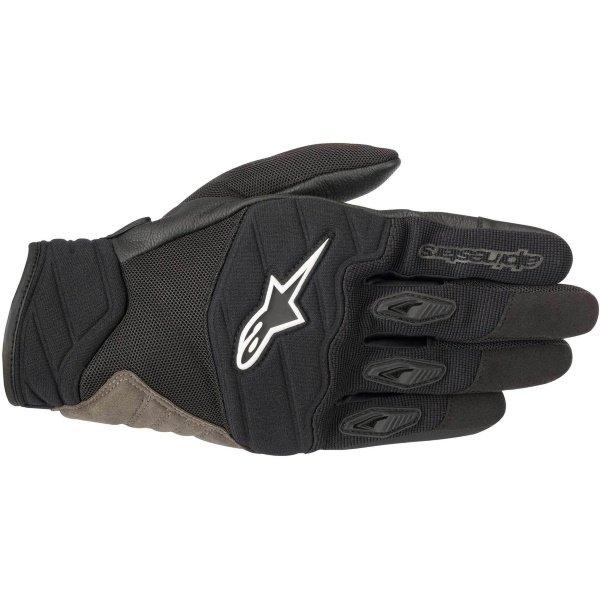 Shore Gloves Black Alpinestars Ladies
