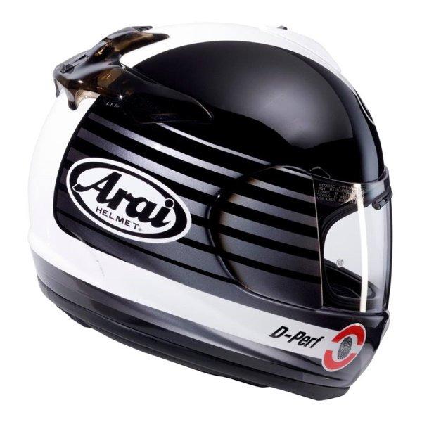 Arai Debut Page Helmet Silver Size: XS