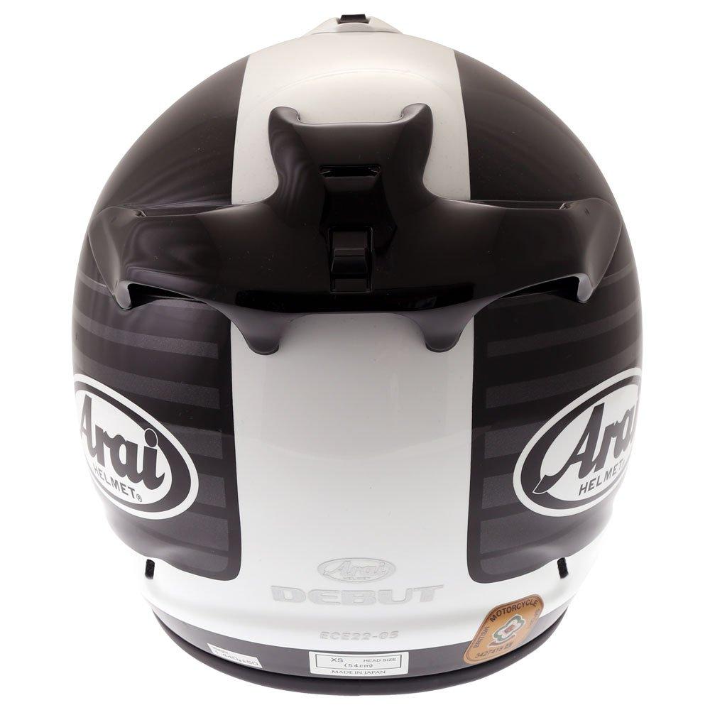 Arai Debut Page Helmet Silver XS (53-54 cm)